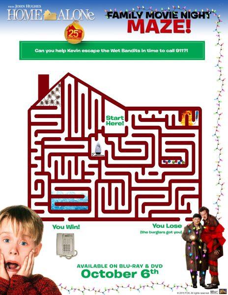 HomeAlone_worksheet_Maze