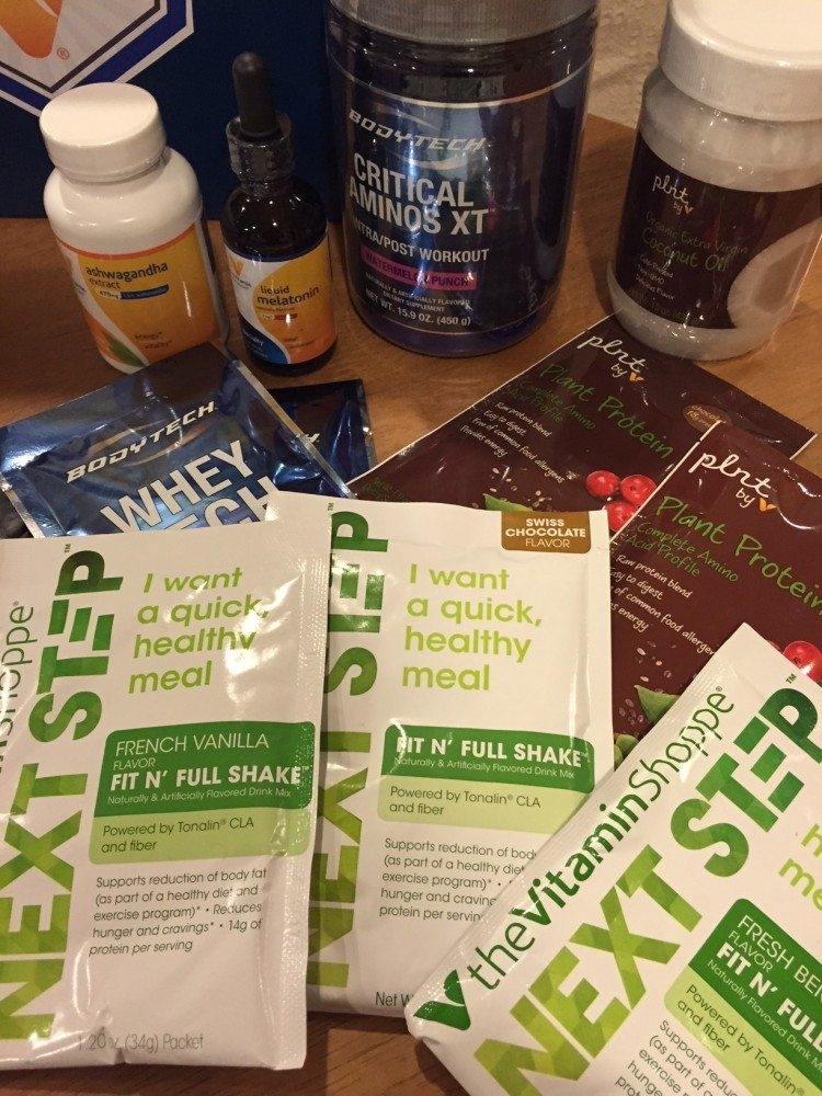 Protein Packs from Vitamin Shoppe