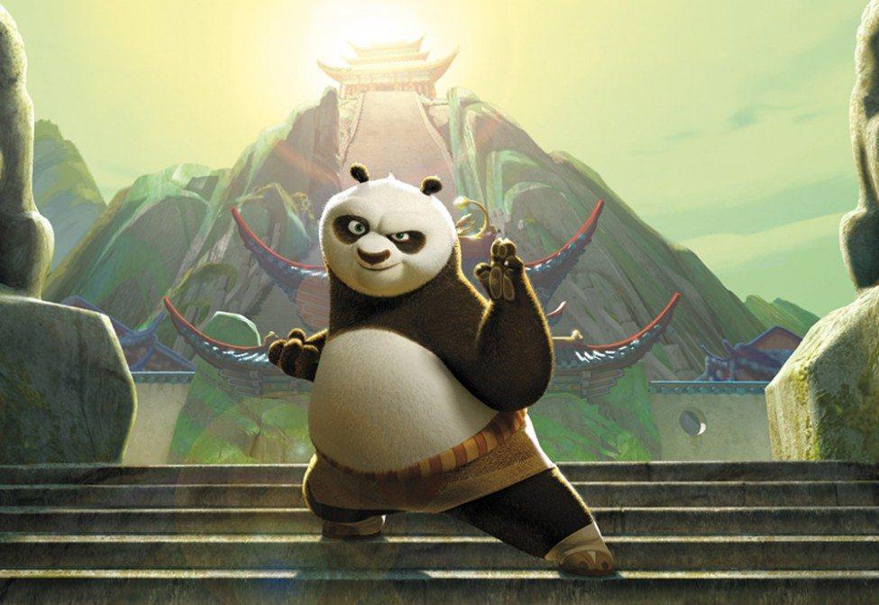 Kung fu panda 8