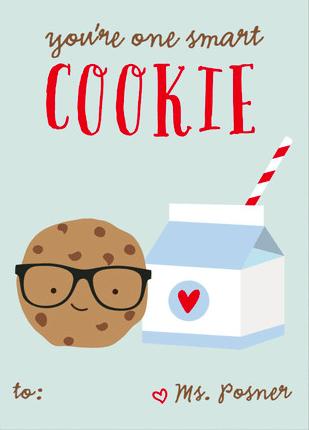 minted cookie
