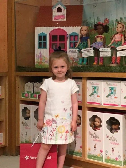 Wellie Wishers Dolls at American Girl