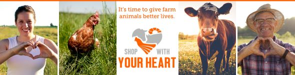Shop with your heart campaign