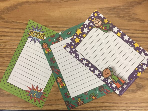 Teacher Rewards Kit STationary