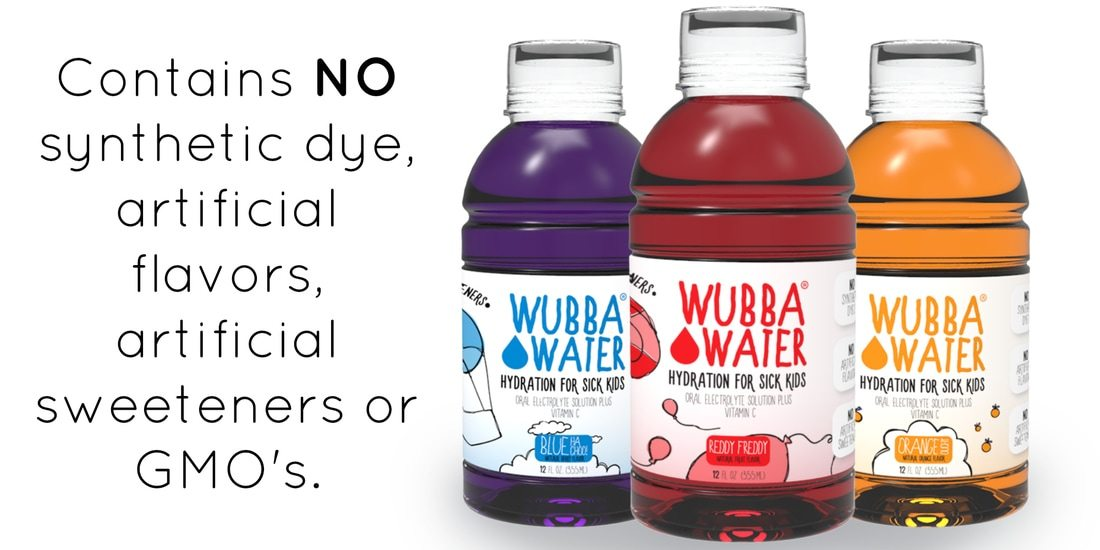 Win a 3-pack of Wubba Water hydration drinks for kids in US Japan Fam's Spring Goodies for the Kiddies Giveaway!
