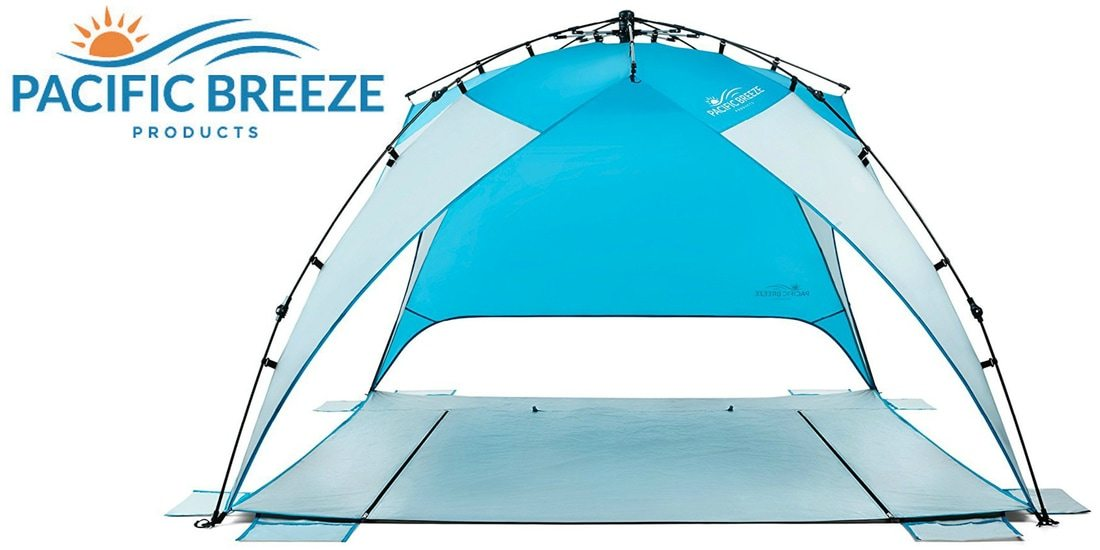 Win a Pacific Breeze Sand & Surf Beach Shelter in US Japan Fam's $360 value Summer Goodies for the Kiddies Giveaway #SGFTKGiveaway!!
