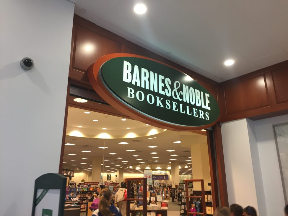 Find Barnes & Noble Book Signings in Your Area ($20 GC