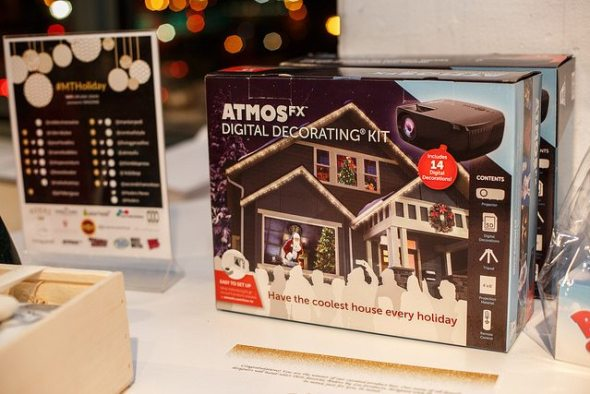 AtmosFX decorating kit box