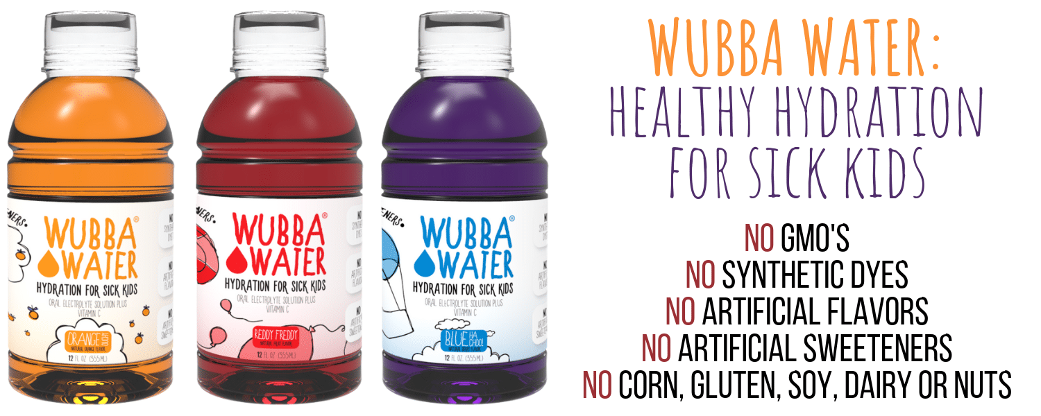 Wubba Water - in US Japan Fam's $600 Value Fall Family Favorites Giveaway