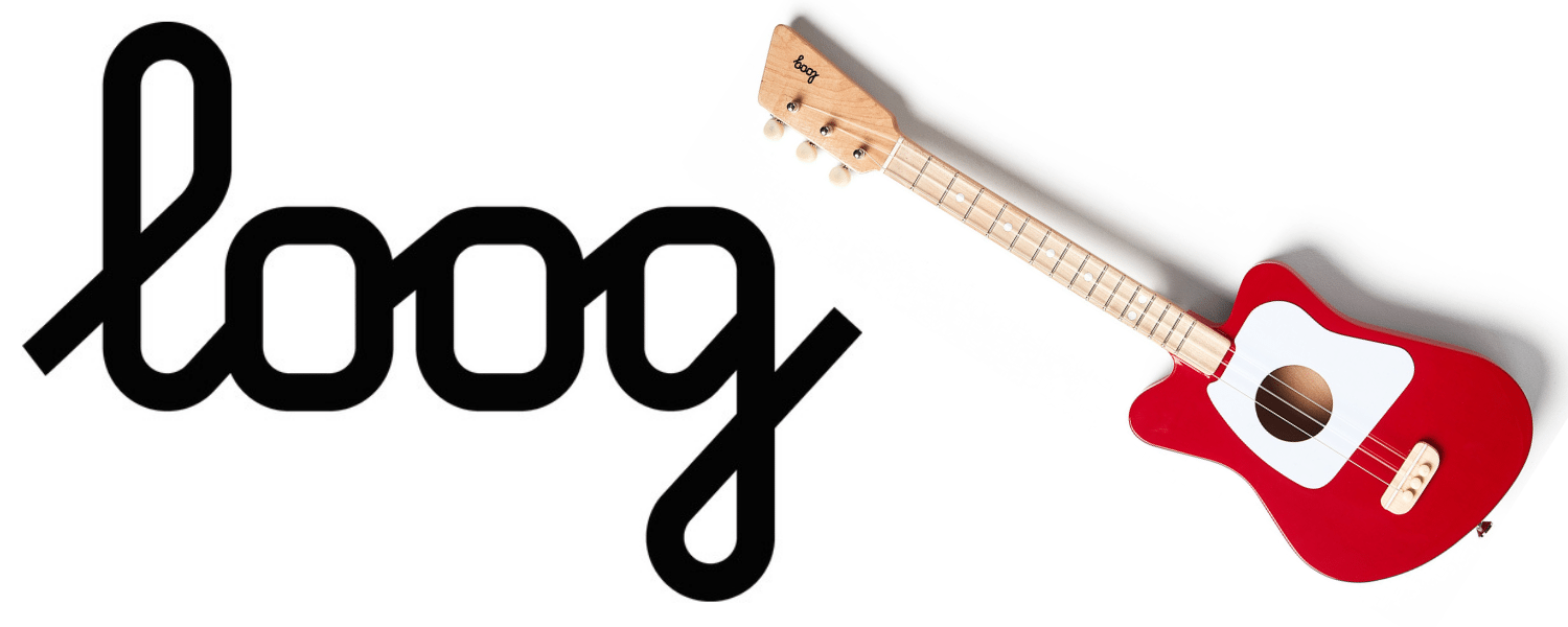 Loog Mini Guitar - in US Japan Fam's $600 Value Fall Family Favorites Giveaway