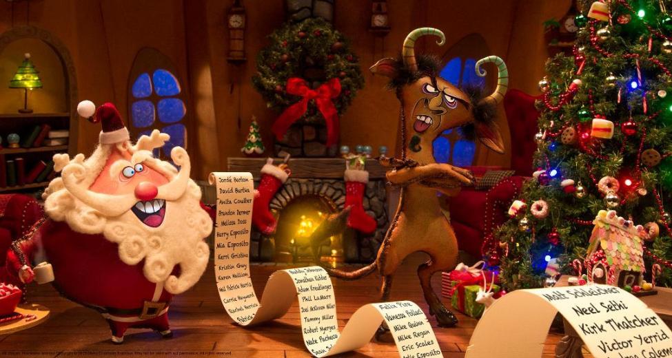 Merry Christmas, Krampus