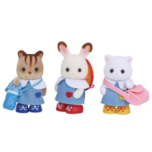 Set of three Nursery Friends.