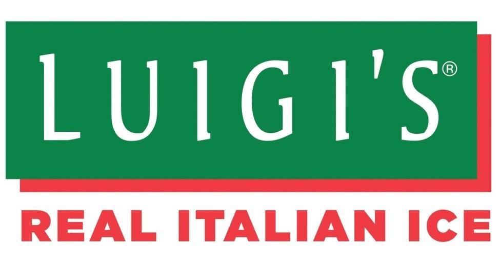 Luigi's Real Italian Ice logo.