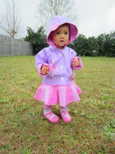 Kidorable Ballerina Accessories for April Showers Review