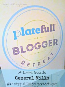 A Look Inside General Mills #PlatefullBloggerRetreat