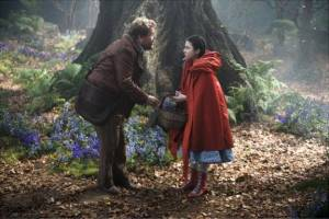 New Disney Into the Woods Teaser Trailer #IntotheWoods
