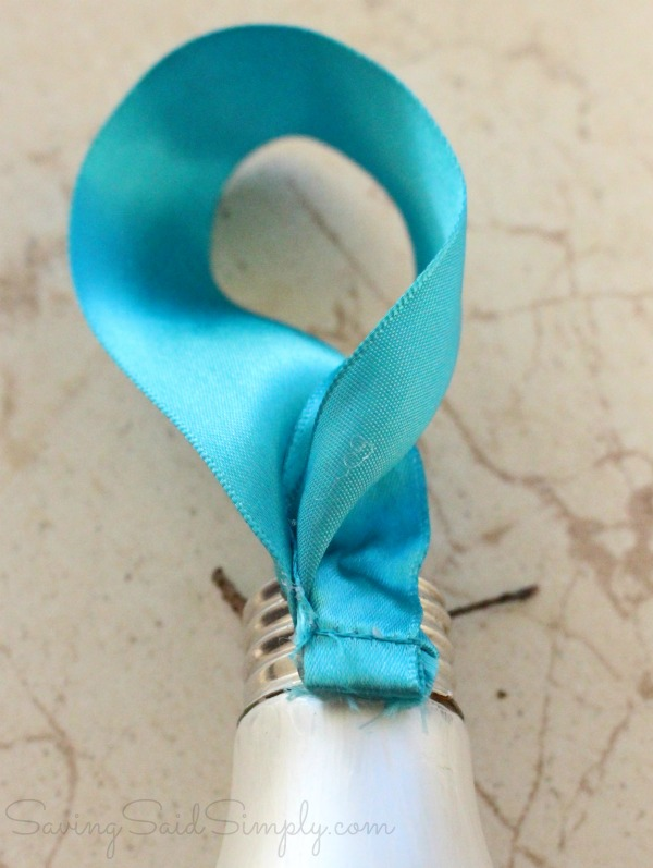 DIY Disney frozen ornament
