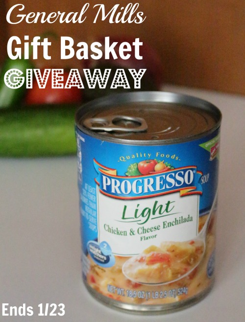 General mills gift basket giveaway