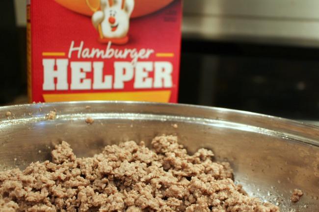 Hamburger helper easy recipe