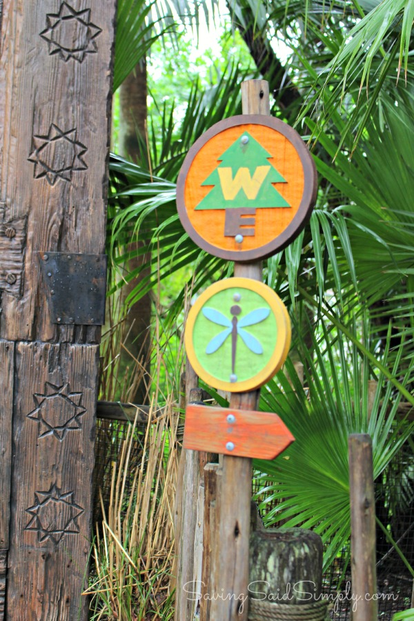 Wilderness explorers Disney animal kingdom