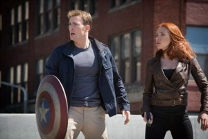 Marvel Captain America: Civil War Movie for 2016