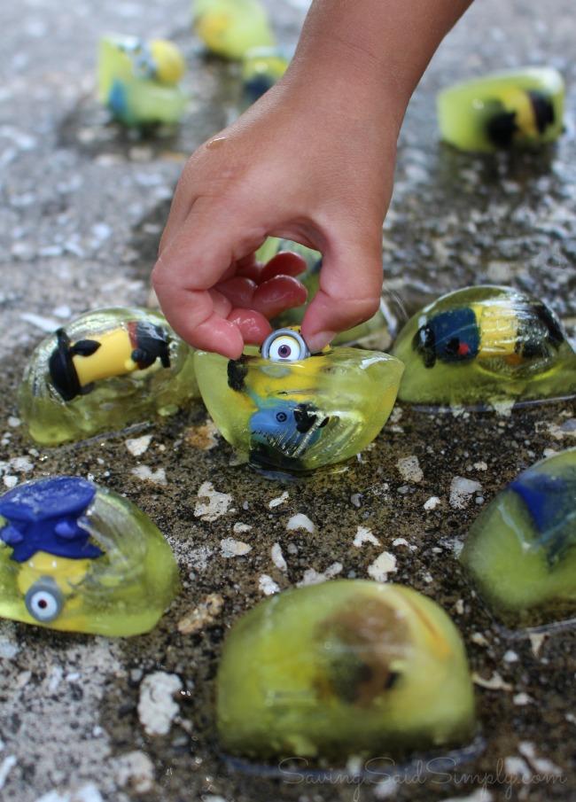 Minions activity