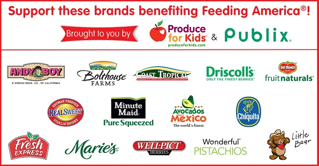 Produce for kids feeing America 2015