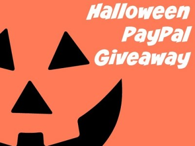 Happy Hallioween paypal giveaway
