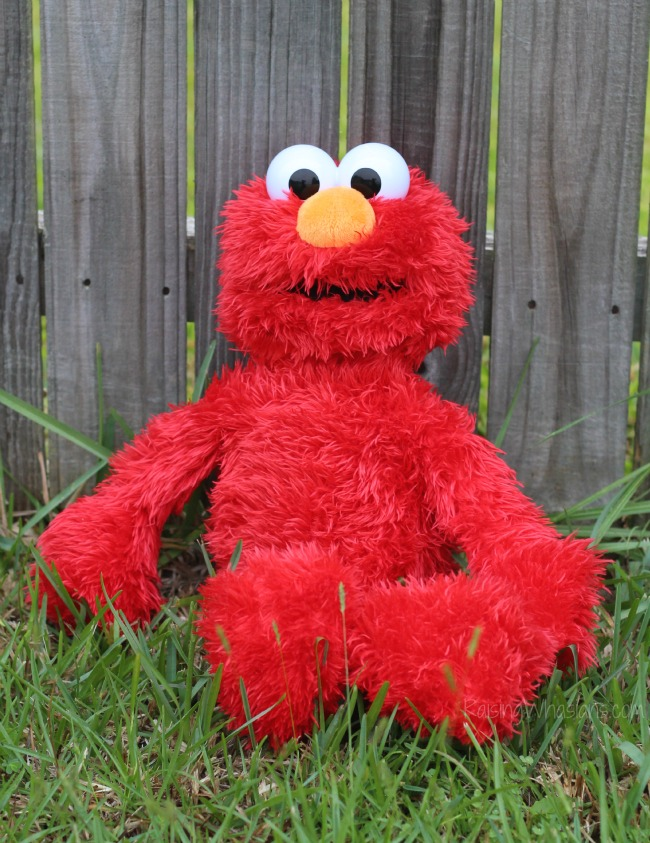 Play all day Elmo 2015 toy review