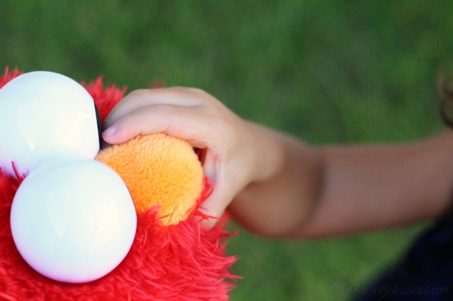 Play all day Elmo toy review