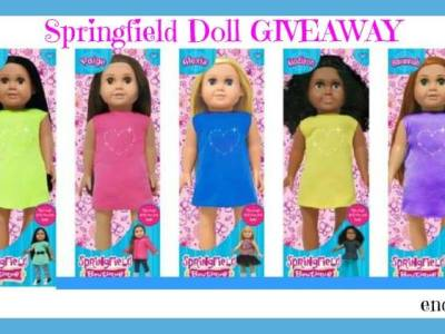 Springfield doll of choice giveaway