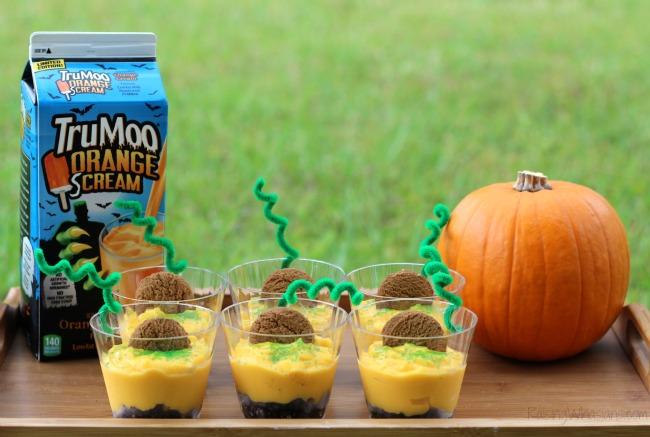 Trumoo recipe idea Halloween