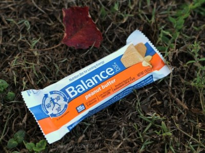 Better fall snacking balance bar