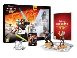 Disney Infinity 3.0 Star Wars Twilight of the Republic PS4 Starter Pack GIVEAWAY