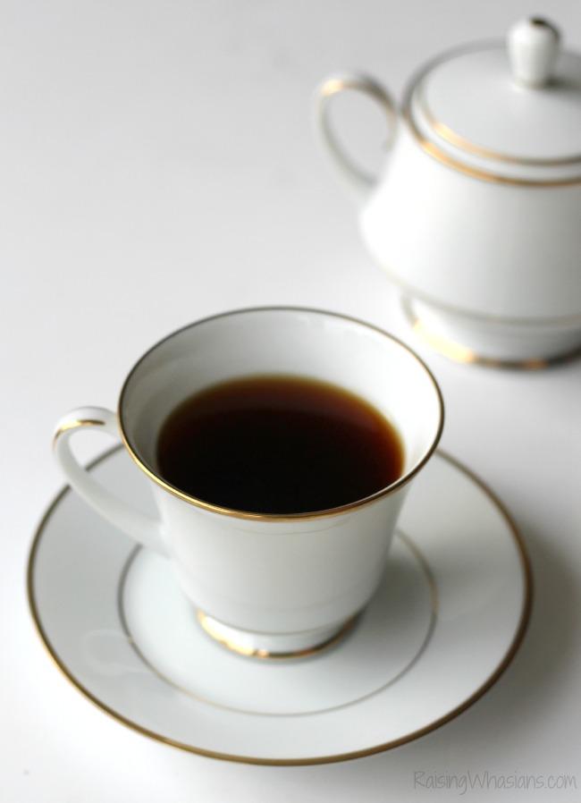 Morning coffee tips