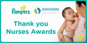 Nominate a Nurse for the Pampers Thank You Nurses Awards + $100 AMEX Giveaway