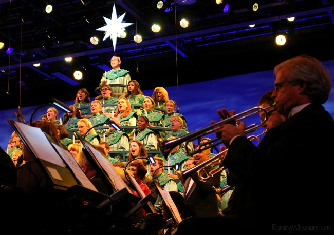 2015 Disney candlelight processional