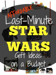Affordable Last-Minute Star Wars Gift Ideas at Kmart