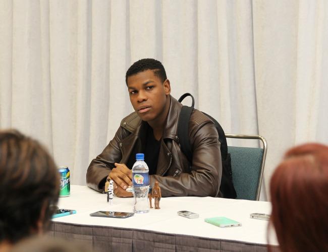 John Boyega interview exclusive