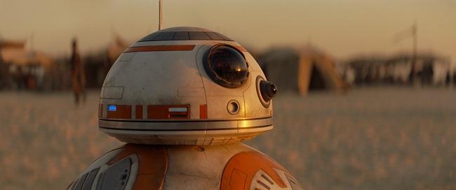 Star wars episide vii review for kids