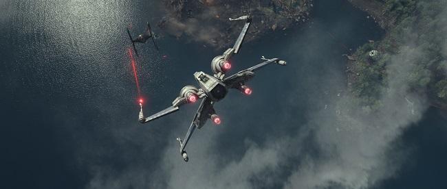 The force awakens safe for kids
