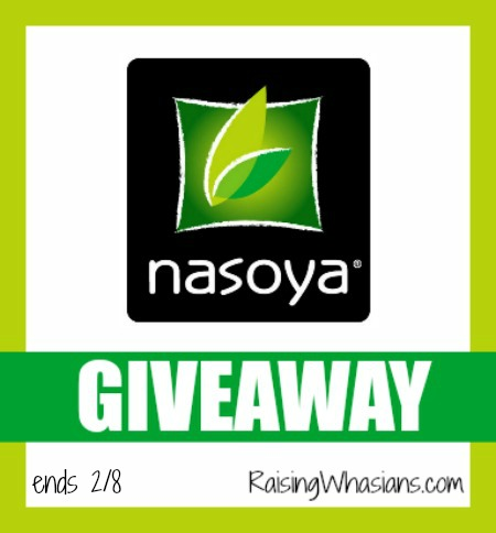 Nasoya tofu giveaway