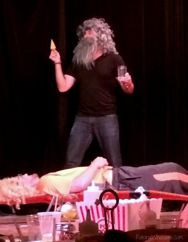 Outta control magic show Orlando