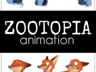 Disney Zootopia animator