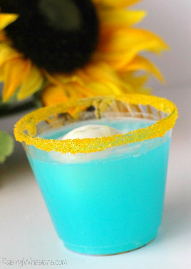 Frozen fever drink idea party DIY Frozen Fever Party | Disney Frozen Fever Party on a budget - food, decor, crafts and more, perfect for a birthday party - Frozen Birthday Party ideas - #PartyPlanning #FrozenFever #DisneyParty #Disney #BirthdayParty
