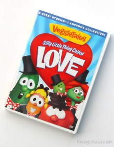Give VeggieTales for Valentine's Day + Giveaway