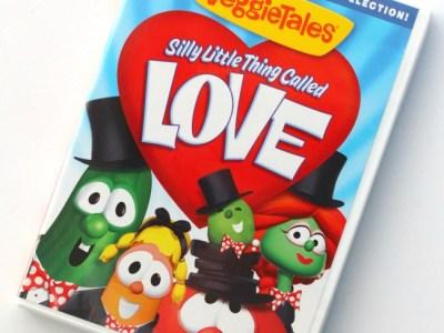 Givve Veggietales for Valentines day