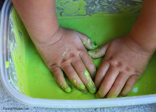 Slime craft for kids