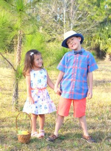 Easter Kids Fashion with OshKosh + $50 Gift Card Giveaway