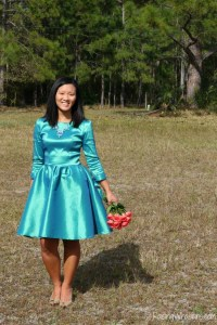 Luck of the Asian with a Shabby Apple Spring Dress + Giveaway