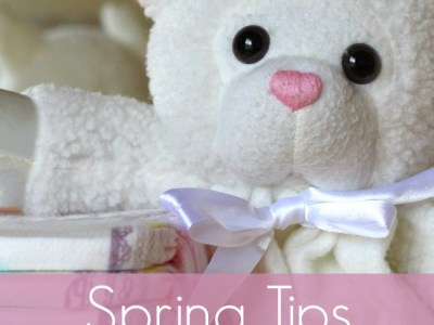 Spring tips for a fresh baby room